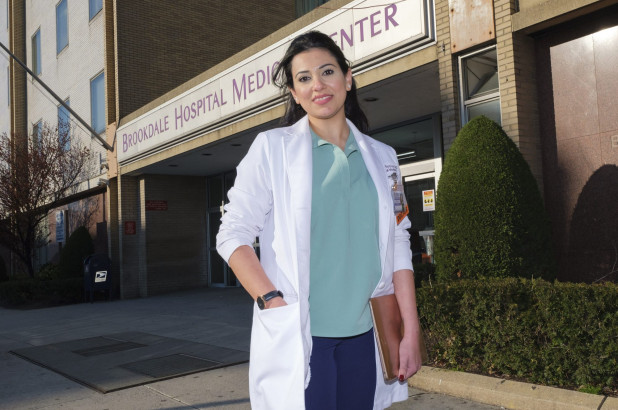 New York Post names Egyptian-American doctor 'Hero of the Day'