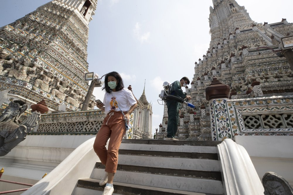 Spread Of Coronavirus Triggers Travel Bans Us Market Plunge Egypt Independent