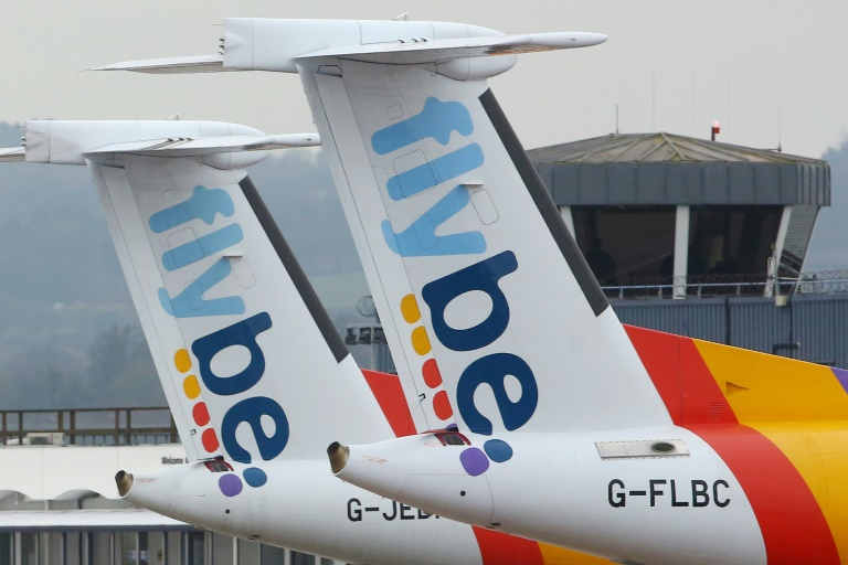 Flybe collapses two months after government announces rescue