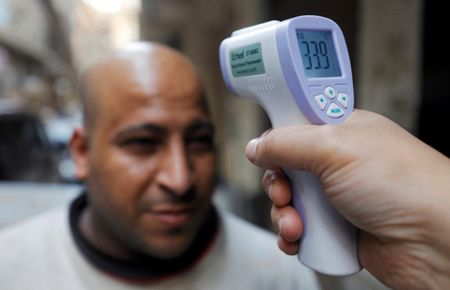 Egypt confirms one new death, 47 additional coronavirus cases, raising total to 656