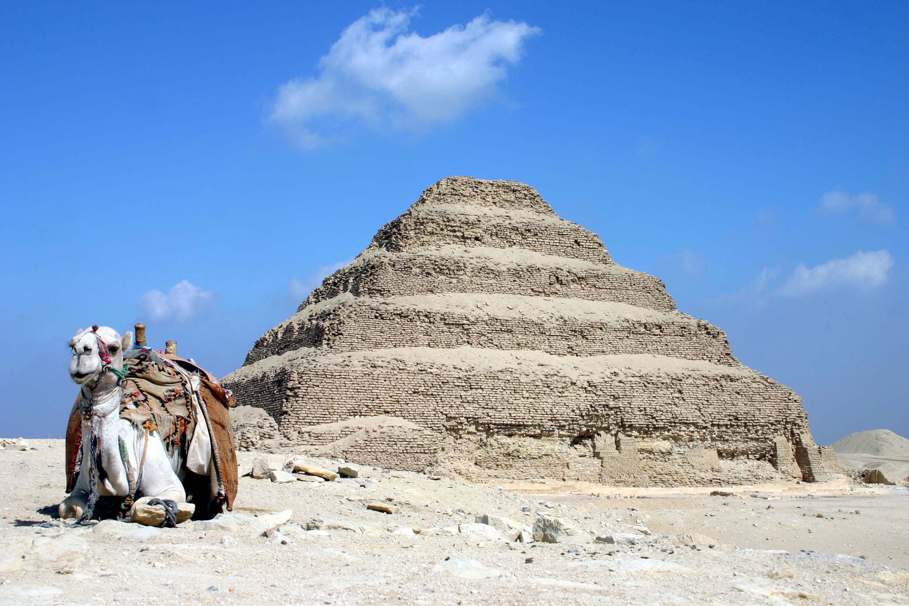 Egypt reopens oldest pyramid after 14-year restoration