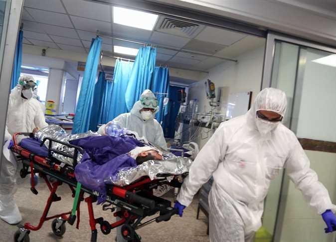 Egypt S Coronavirus Isolation Hospitals At Maximum Capacity Official Egypt Independent