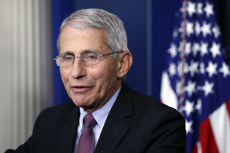 Coronavirus: Fauci warns of deaths if US reopens too soon