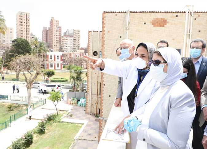 Egypt Orders Its First Batch Of Remdesivir Drug Health Minister Egypt Independent