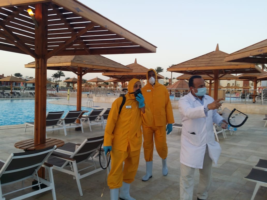 Red Sea hotels to operate at 50% capacity