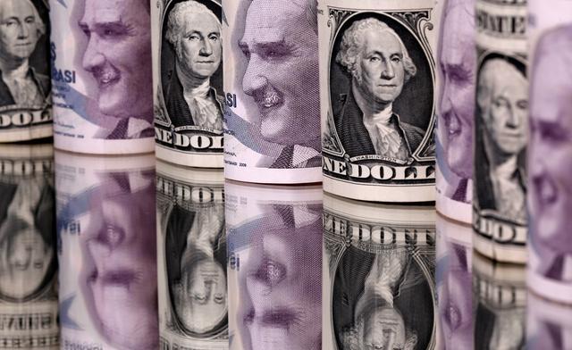 Turkey lira hits record low against dollar