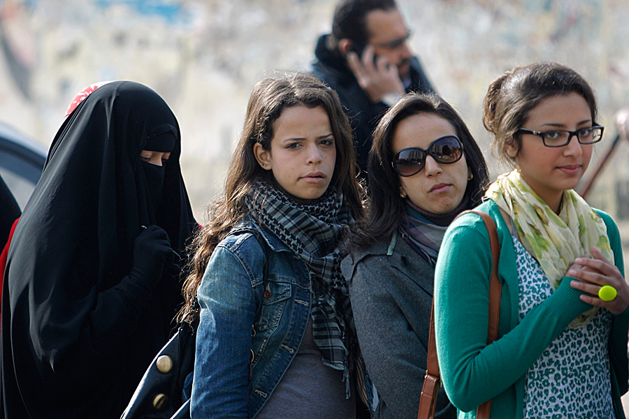 Female life expectancy in Egypt increases to 75.5 years