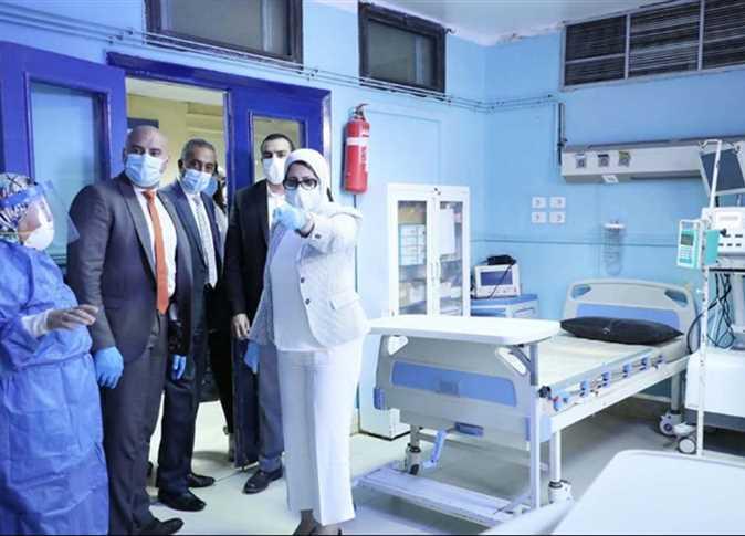 Egypt reopens 21 coronavirus quarantine hospitals - Egypt Independent