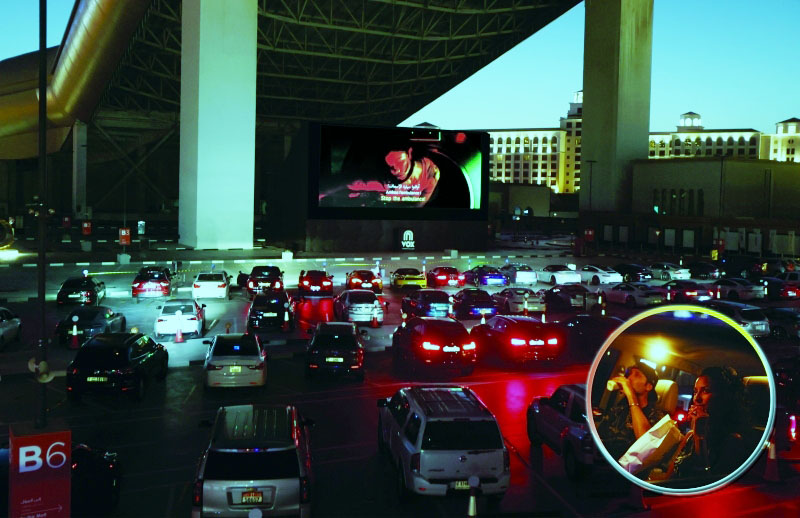 Drive In Cinemas Return To Egypt Egypt Independent
