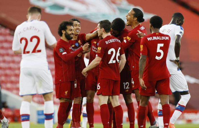'It's our time': Mohamed Salah ready to celebrate Liverpool's long-awaited title