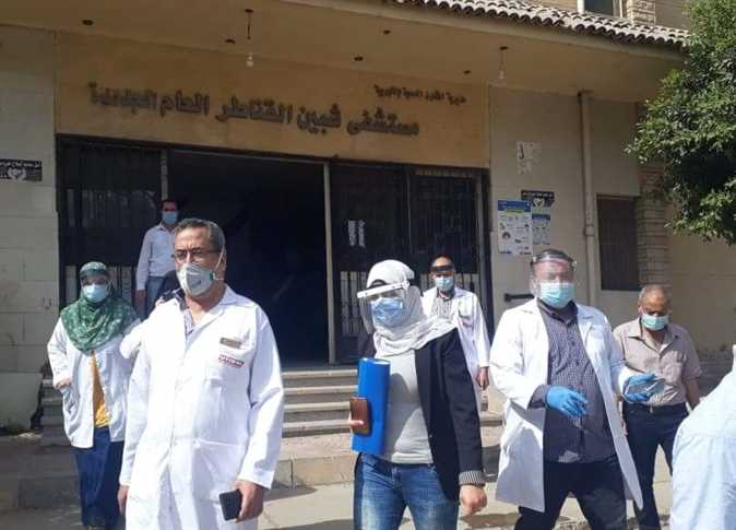 Egypt confirms 358 new coronavirus cases, total now 115,541