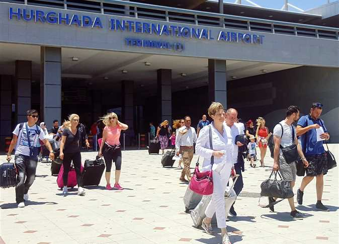 Hurghada airport receives 1st flight from Lithuania after one-year hiatus