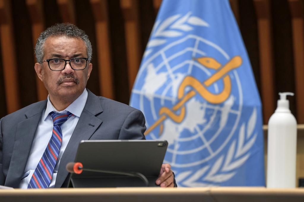 U.S. welcomes World Health Organization inquiry into pandemic origins