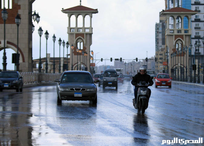 Very cold weather for Tuesday across Egypt
