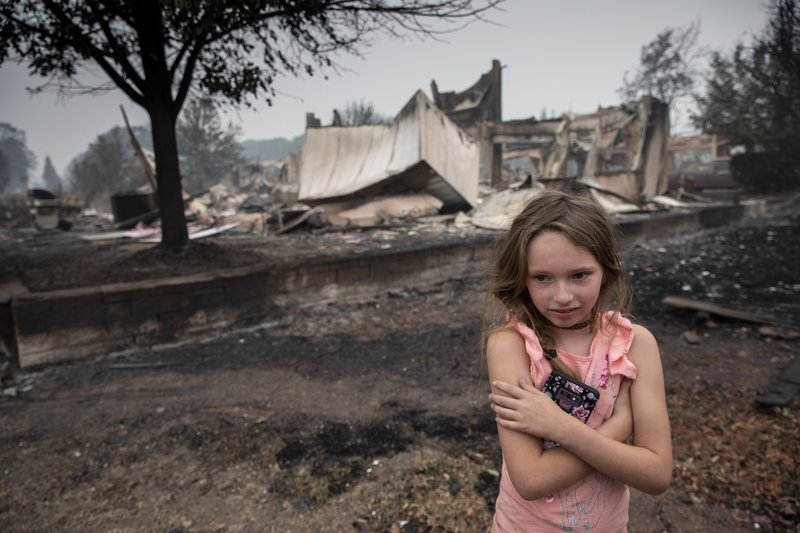 Dozens Still Missing In Oregon As Weather Helps Fire Fight Egypt Independent