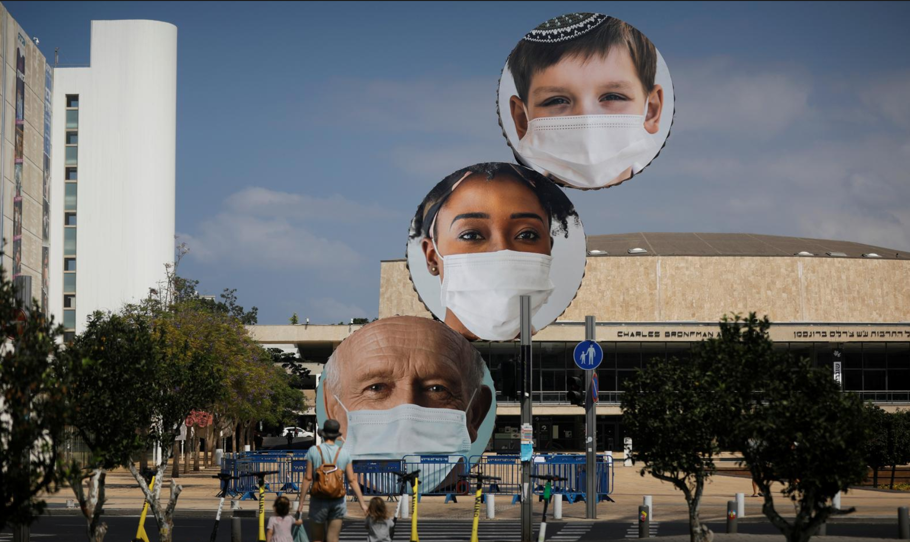 Israeli cabinet tightens coronavirus lockdown as infections rise