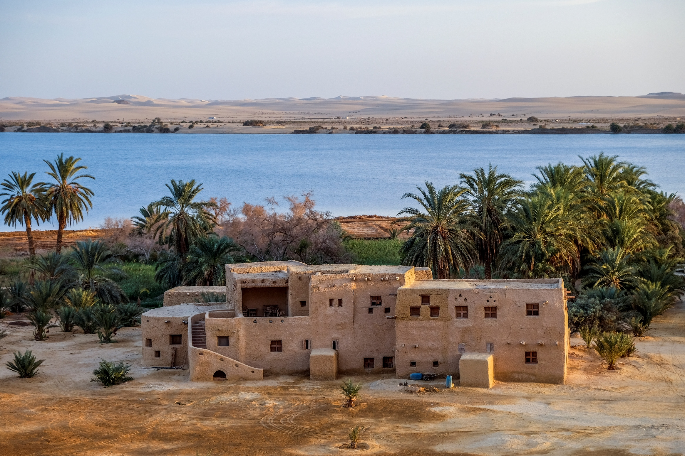 Siwa Oasis Reopens Archaeological And Tourist Sites Egypt Independent