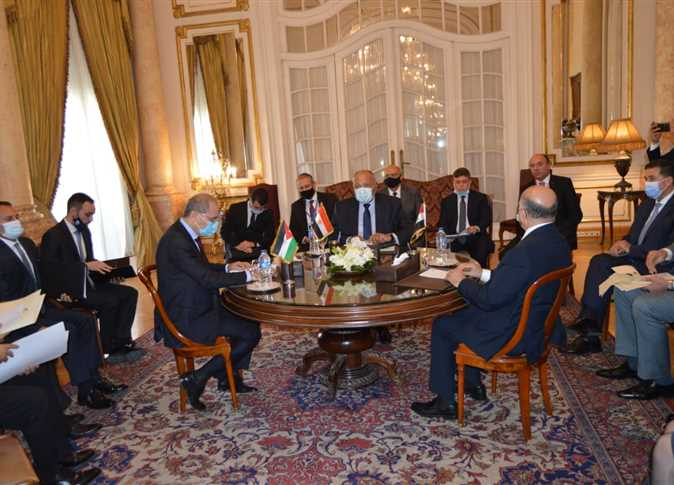Tripartite cooperation between Egypt, Joran and Iraq is important, says Egypt's FM 1333584_0