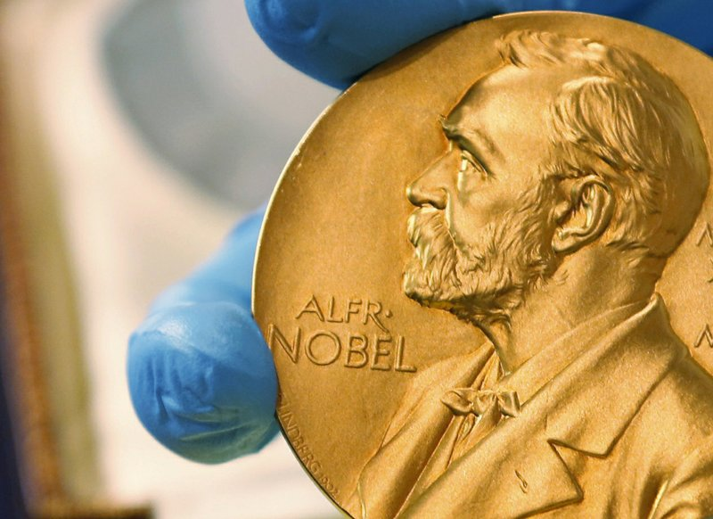 Knock Knock, We've Won The Nobel