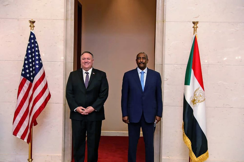 USA ready to delist Sudan as state sponsor of terror