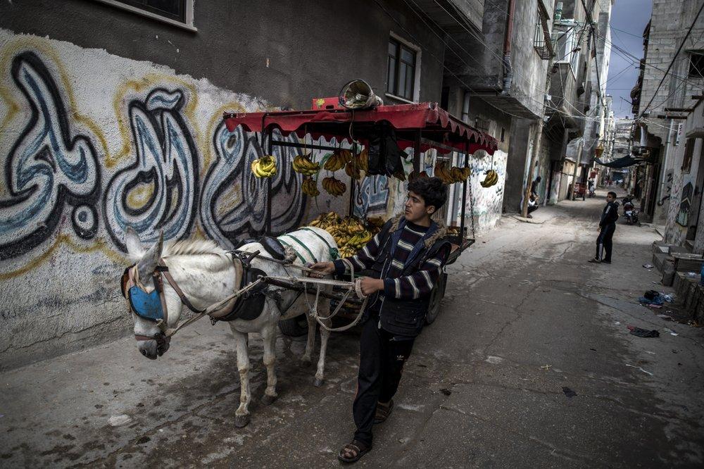 Israeli Occupation Cost Gaza Strip $16.7Bln in 11 Years