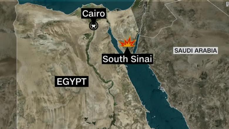 Americans among 8 peacekeepers killed in Sinai helicopter crash