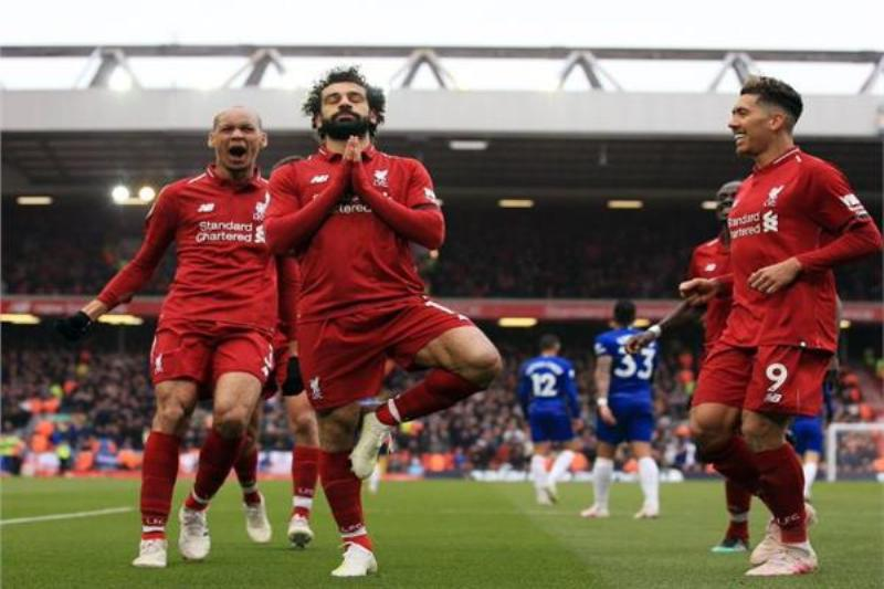 Mo Salah among FIFA's best male players of 2020 award nominees
