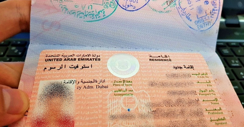 Uae Halts New Visas To Citizens Of 13 Mostly Muslim States Document Egypt Independent