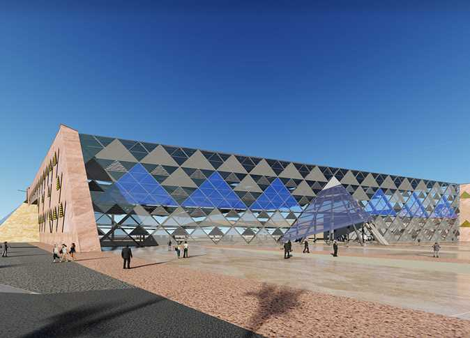 Egypt plans to develop major hotel projects behind the Grand Egyptian Museum to boost tourism