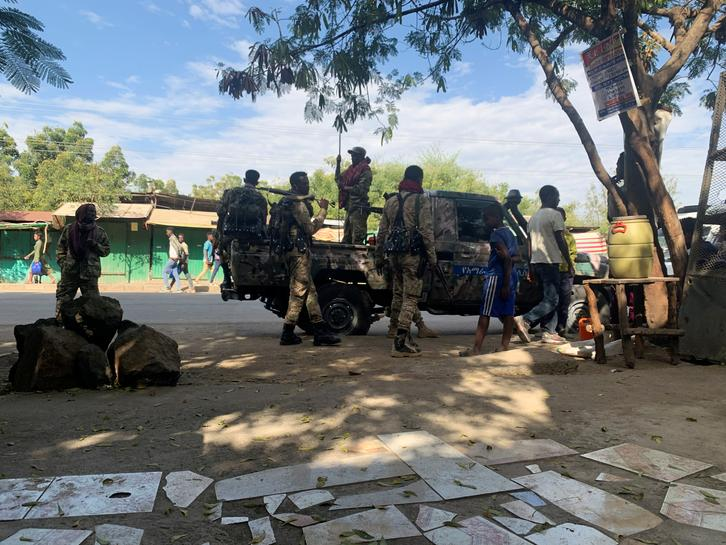 Instability in Ethiopia's Tigary region prompts evacuation of nine Egyptians