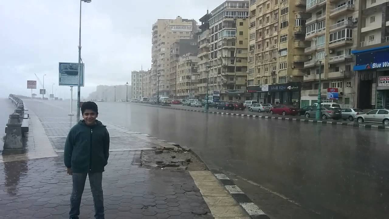 Egypt allots LE300 million to combat excessive rainfall in Alexandria as EMA warns of more severe weather