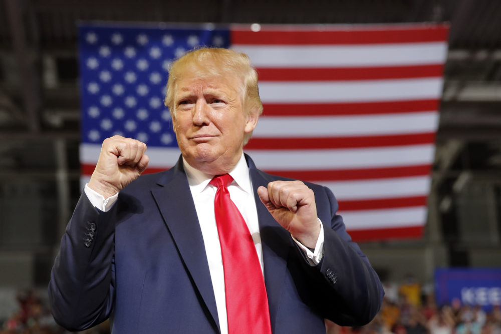 Trump: an exceptional president for an ordinary time - Egypt Independent