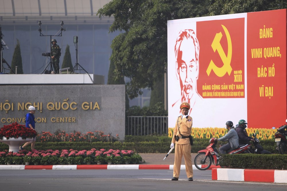 Vietnam's Communist Party opens congress