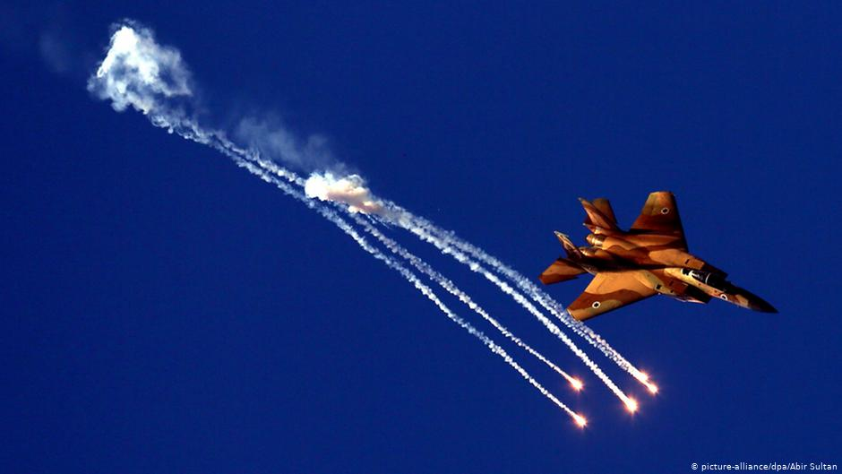 Israeli strikes kill 4 civilians in Syria