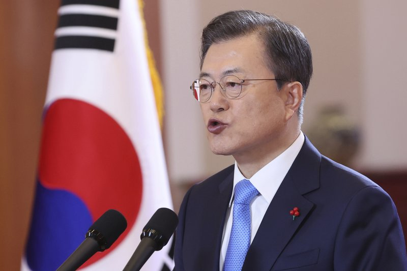 The Latest: South Korea to vaccine its 52M people for free