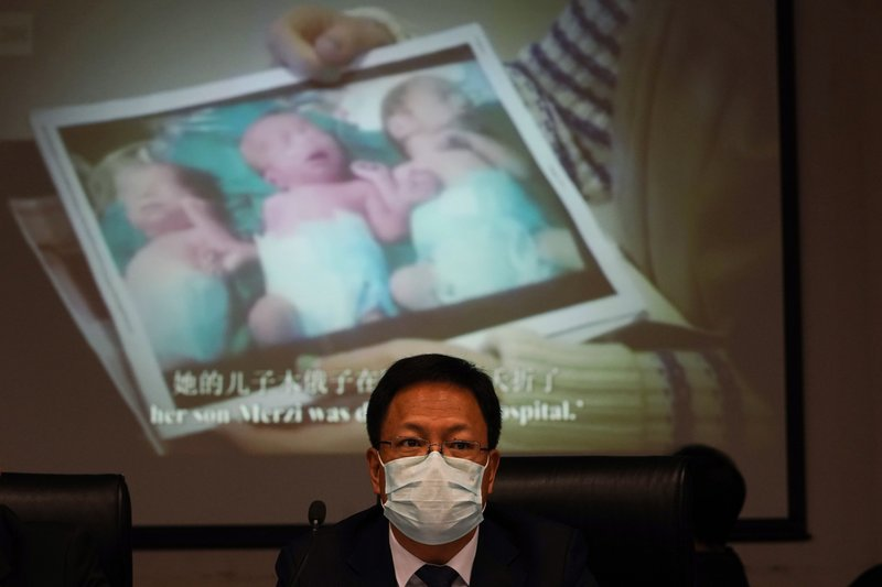 China: Population policies protect Uighur women from fate as 'baby-making machines'