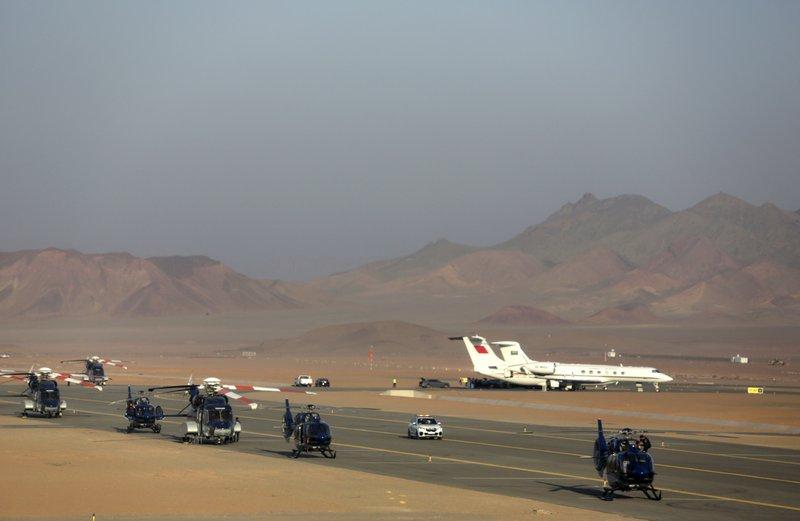 Qatar Airways to reroute some flights through Saudi airspace