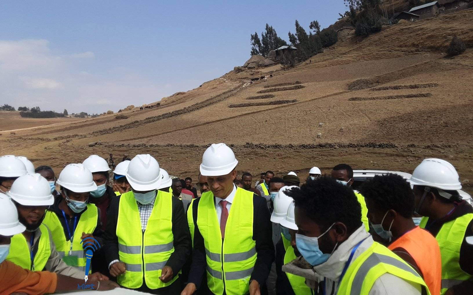 Ethiopia begins constructing new dam in northern Amhara region