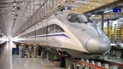 high-speed train line - Bullet train