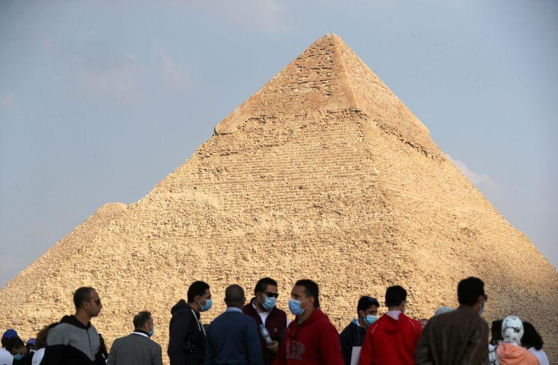 Egypt Eyes Slow Return For Tourism After Revenues Dive In 2020 Egypt Independent