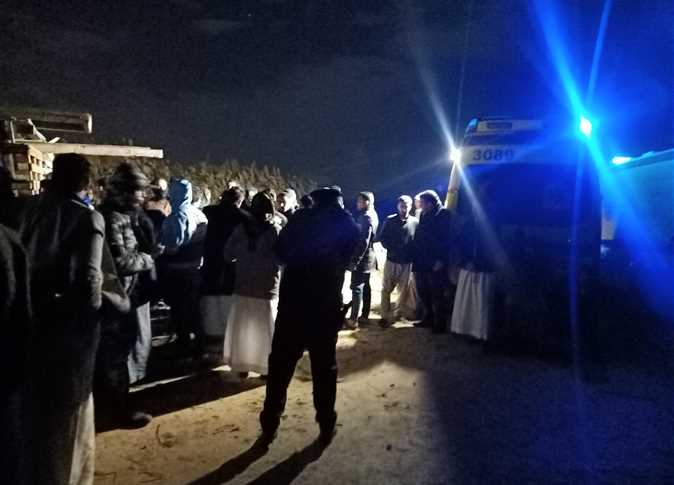 Boat carrying 19 capsizes near Alexandria; six rescued, search continues