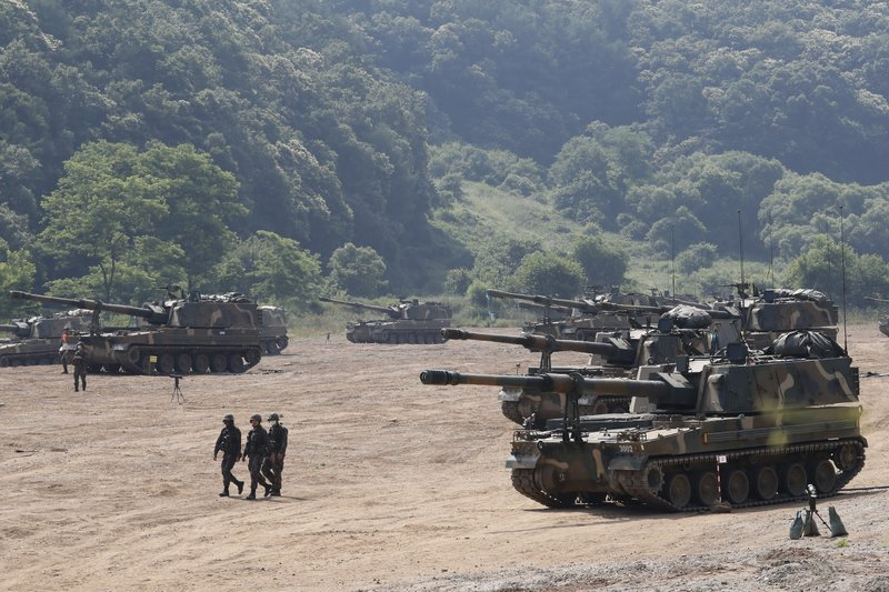 S Korea, US scale back drills over virus, N Korea diplomacy