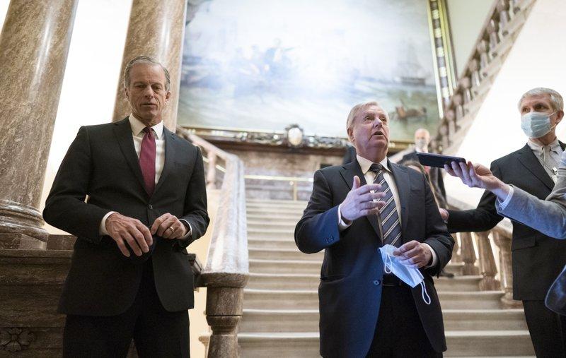 Fighting Biden virus aid, GOP rekindles Obama-era strategy