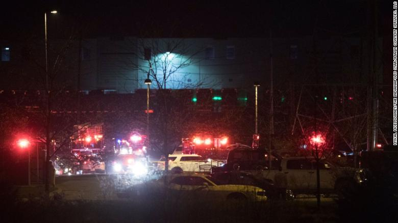 8 people killed after shooting at FedEx facility in Indianapolis, police say