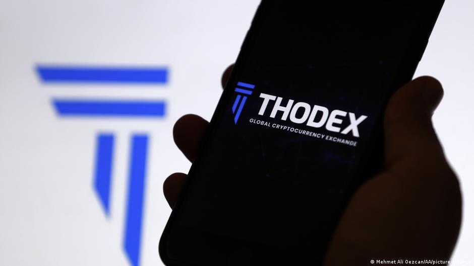cryptocurrency platform Thodex