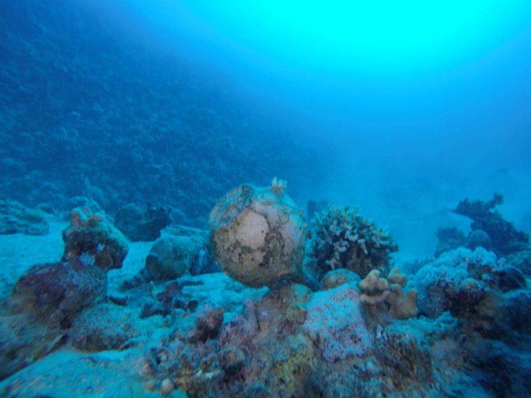 Red Sea's Saadana island