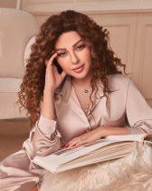 Lebanese singer Myriam Fares