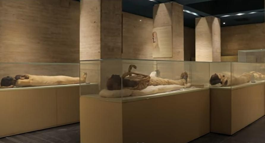 ancient mummies