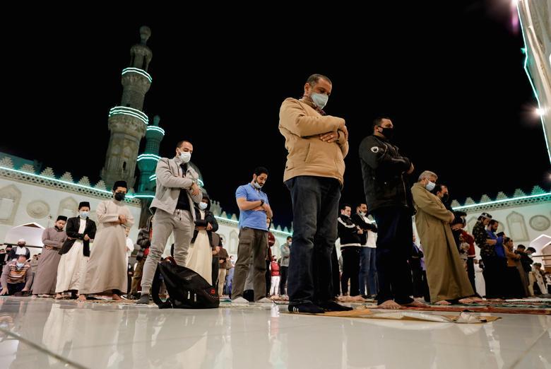 coronavirus egypt ramadan