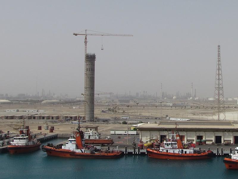 Yanbu port Saudi Arabia